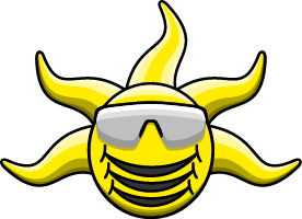 ALWZ SNNY Logo